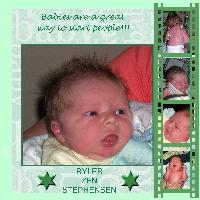 Ryler's Birth