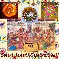 Colors, Sweets & Celebrations