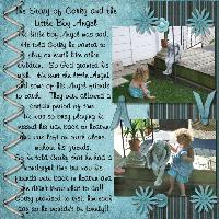 Corky and the Little Angel