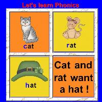 Let's Learn Phonics!
