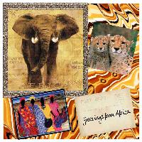 African Ambience Challenge..