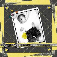 Malcom in Yellow