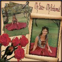 My Sister My Bridesmaid