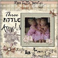Three Little Angels