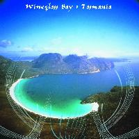 Wineglass Bay for Kimberley Rae