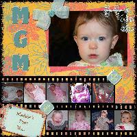 Maddie's First Year - ADSR