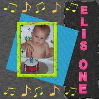 Rock on Eli's One