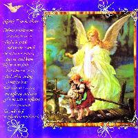 An Angel God's Tender Care