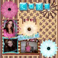 My Best Friend Cori....