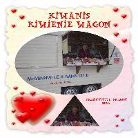 Kiwanis Kiwienie Wagon