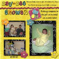 Bay-Bee Shower