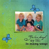 MY 4 GRANDBABIES