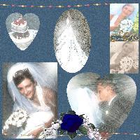 Mossy's Wedding Day