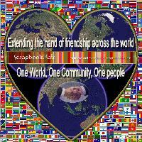 LOVE ACROSS THE WORLD