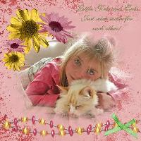 Little Girls and Cats