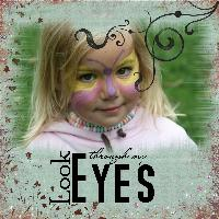 Look through my eyes