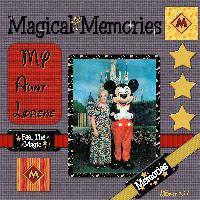 Aunt Lorene~Aisne-DMagic-MagicalMemories