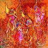 mutant fire dance