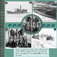 Grampa Keane's Shipmates