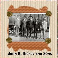 Great Grandfather Dickey and Family