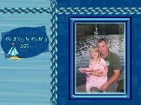 Audrey & Daddy