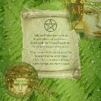 The Wiccan Creed