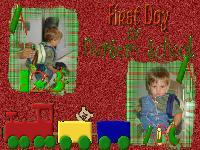 1st Day of Nursery School