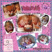 twins 8th bday