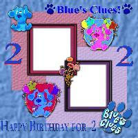 blue clue 2