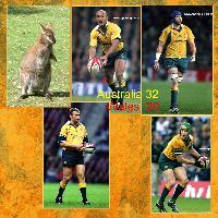 Australia beat Wales