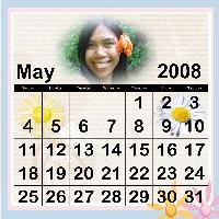 :: Calendar Girl ::