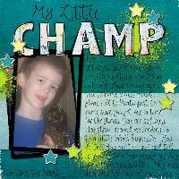 My Little Champ!