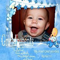 My Sweet Greatgrandson