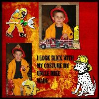 MY AWESOME FIREFIGHTER