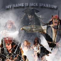 MY NAME IS JACK SPARROW