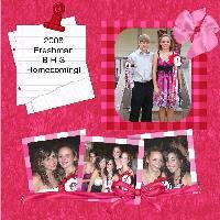 Homecoming Page 1