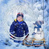 Snowy Day for Darren