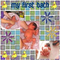 Nathaniel Dominic - First months