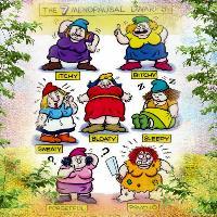 The seven menopausal dwarfs