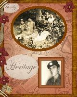 Me) William F. Pitchuck Jr. with Grandma 1940