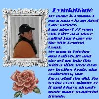 My name is Lyndal