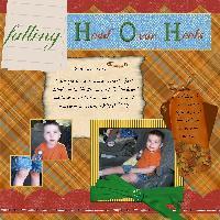 Jackson's Baby Book