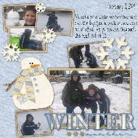 We Got Snow Challenge!