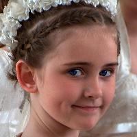 Cierra At Wedding