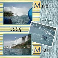 Maid os the Mist Niagara Falls