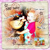 SBF Baby (MEGAN)