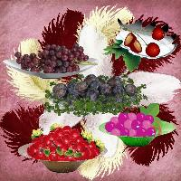 Fruit and Feathers