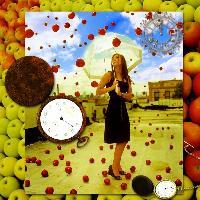 Apples & Clocks Challenge