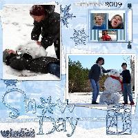 Snow Day 2009