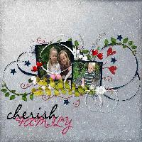 cherish family~my kids